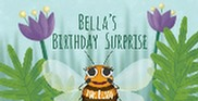 Title Page App Bella's Birthday Surprise