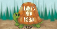 Title Page App Timmy's New Friend